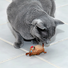 Find EEEKS! Catnip Mouse Toy at PetMeds