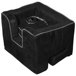 Compare Dog Car Booster Seat To Snoozer Lookout I Pet