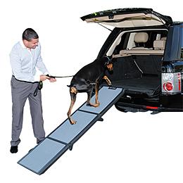 Tri-Fold Pet Ramp