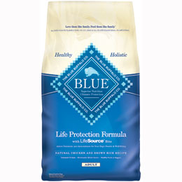 Blue Buffalo Chicken & Rice Dry Dog Food at PetMeds