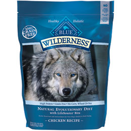 Blue Buffalo Wilderness Dry Dog Food at PetMeds