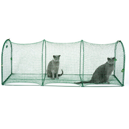 Kittywalk Portable Outdoor Cat Tunnel at 1-800-PetMeds