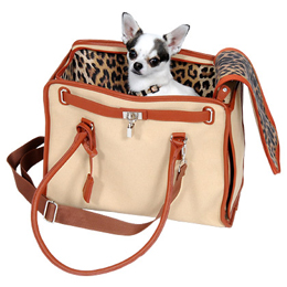 Find Canvas Country Dog Handbag at PetMeds