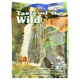 Taste of the Wild Feline Dry Food Formula