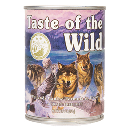 Taste of the Wild Canine Canned Food Formula