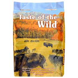 Taste of the Wild High Prairie Canine Dry Food Formula