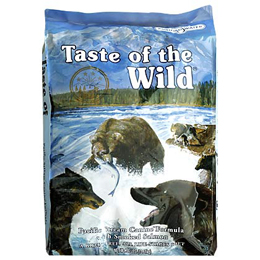 Taste of the Wild Pacific Stream Canine Dry Food Formula